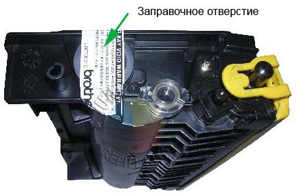PHILIPS VR-797.  Электрическая схема, сервис-мануал, прошивка - Инструкция заправка картридж tn 2080.