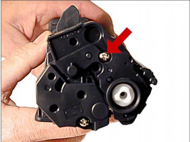 Инструкция заправки cb436a