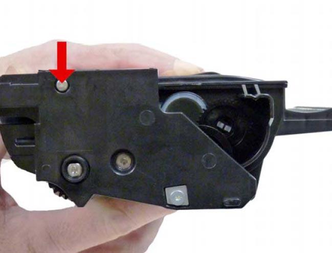 Инструкция заправки лазерного картриджа