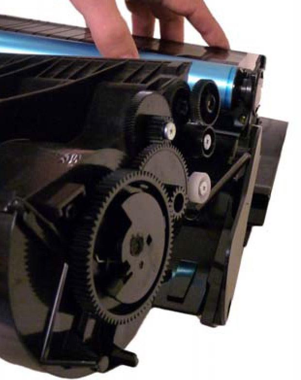 Замена фотобарабана lexmark c912 инструкция