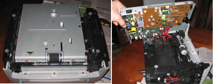 Xerox 3117 Инструкция По Заправке