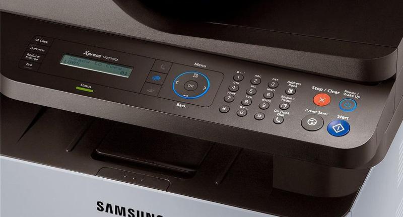 Прошивка принтера samsung m2870fd
